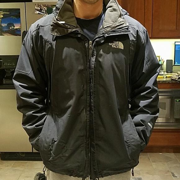 040684edc Men's North Face Gore-tex jacket